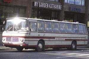 1970-luvun linja-auto
